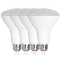 Led Light Bulbs E27 E26 BR30 LED 7W 9W 12W Pure White Warm W...