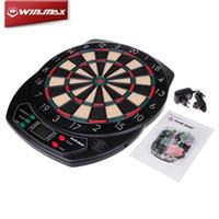 Winmax Indoor Sport Scoring Board Dartboard Set LED Display ...