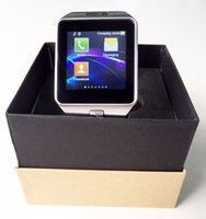 Vendre 1 pc Elough appareils portables DZ09 Smart Watch Electronics montre-bracelet pour Xiaomi Huawei Téléphone Android Smartphone Santé Smartwatches