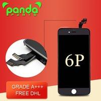 Grade AAA LCD pour iPhone 6 Plus LCD 5,5 pouces avec écran tactile numériseur montage Livraison gratuite via DHL