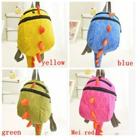 Dinosaur kids Cartoon Arlo backpack kindergarten girls boys ...