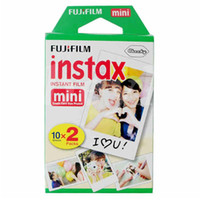 High quality Twin Pack - 10 Sheets each pack Instax White Fil...