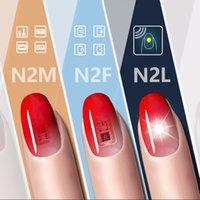 Vente en gros JAKCOM N2 smart clou autocollant smart devices smart doigt clou 3D design gratuit shippping pas besoin de batterie étanche