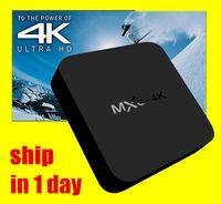 MXQ 4K Wifi TV BOX Rockchip RK3229 Quad Core IPTV Kodi15. 2 A...