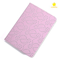 Bright Diamond PU Leather Cover Tablet Case Book Style iPad ...
