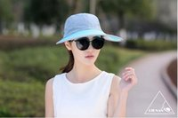 2017 New Fashion Style Outdoor Summer Anti- UV Riding Hats So...