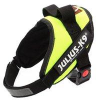 Reflective Large Dog Harness Nylon Pet Training Vest Dogs Ha...