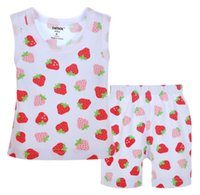 2 pieces set DANROL Summer Cool Ventilate Baby Set Rompers C...