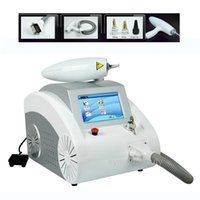 New arrival! colorful touch screen Q switched yag laser colo...