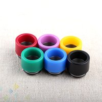 Colorful TFV8 Drip Tip Normal Resin Drip Tips for SMOK TFV8 ...