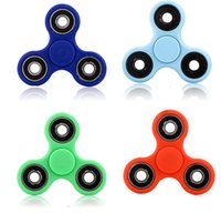 Nouveaux jouets EDC Fidget Spinner Jouet Finger Fingertips Spiral Toy Hand Tri Spinner HandSpinner EDC Toy pour décompression Anxiety Toys