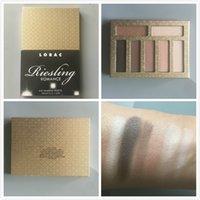 12pcs Lorac romance Eye Shadow Palette 7colors eyehadow Palette de maquillage Livraison gratuite de haute qualité