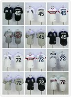 Jordan Jersey Michael Carlton Fisk Chicago White Sox Basebal...