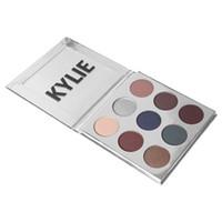 2016 Kylie Jenner édition limitée Kyshadow Palette Collection limitée Kyshadow Palette mat ombre à lèvres ombre cadeau de Noël