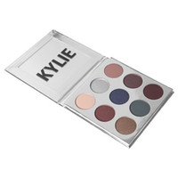 2016 Kylie Jenner Limited Edition Kyshadow Palette Limited Colección Kyshadow Palette matte sombra de lápiz labial regalo de Navidad