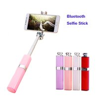 2017 New Arrival Extendable Bluetooth Selfie Stick for iphon...