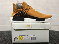 Human Race NMD Truth Boost laces Can Reflect light Orange BB...