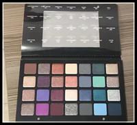 Newset Natasha Denona Ombre à paupières Maquillage Cosmétique PURPLE-BLUE GREEN-BROWN Paume imperméable à l'ombre à l'ombre matte 28 COLORS DHL Livraison gratuite