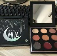 2017 Factory Direct! New Makeup Manny MUA Cosmetics Eyeshado...