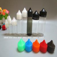 Pen Shape Chubby Style Bottle 30ml 50ml 60ml 100ml 120ml PET...
