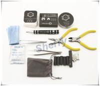 DIY Coil Tool Kits For RDA RBA RTA RDTA Atomizer DIY Atomize...
