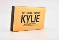El mini kit del labio de Kylie Jenner en la edición limitada del cumpleaños de LEO CONFIRMÓ el lápiz labial mate envío gratis en la acción