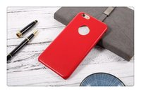 HOT Super Thin Leather Pattern Texture Phone Cases For iPhon...