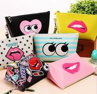 New Make Up Bag Modern girl PU materia Fashion Lady' s H...