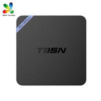 10pcs T95N Mini M8s pro m8spro Android 6,0 TV Box Amlogic S905X Quad-core Kodi 4K 2G + 8G Smart Internet TV Box