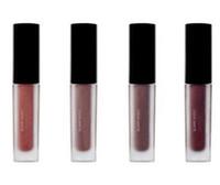 2017 Nouveau kit liquide 4pcs de rouge à lèvres réglé le rouge brun nus brun mattes liquides mattes Livraison gratuite