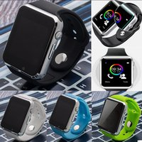 US RÁPIDO Bluetooth Smart Wrist Watch GSM Phone para Android Samsung iphone IOS HTC