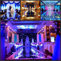 Wedding Centerpieces Mirror Carpet Aisle Runner Gold Silver ...