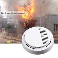 Free DHL Fire Smoke Sensor Detector Alarm Tester 85dB Home S...