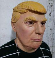 USA President Candidate Mr Trump Latex mask Halloween Mask L...