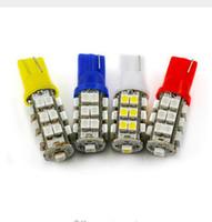 100PCS T10 1210 3528 25 SMD W5W 194 168 LED Car Side Wedge T...