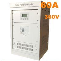60A MPPT солнечный контроллер 360v солнечный регулятор заряда солнечный регулятор 21600w мощность