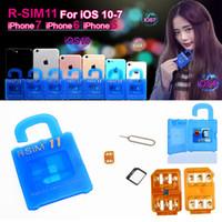Оригинал RSIM11 R SIM 11 R-sim11 RSIM 11 разблокировки для iPhone 5 6 7 6plus Ios 7 8 9 10 ios7-10.x CDMA GSM WCDMA SB AU СПРИНТ 3G 4G