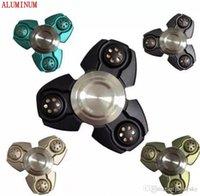 Fidget Spinner Russia CKF High Copy Hand Spinner Toy Aluminu...