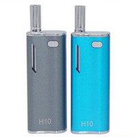 Ecigarette vaporizador pluma Hibron E cigs H10 CE3 Atomizador vapor mod Kit CBD Aceite BUD cartuchos kits de arranque