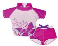 Brand New Cute Outdoor Swimwear UV Protection Girls Buoyancy...