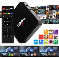 T95M RAM 2GB ROM 8GB Android 6. 0 Smart TV Box Amlogic S905X ...