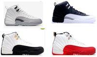 Free shipping retro 12 mens basketball shoes basketball shoe...