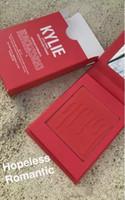 NOUVEAU Maquillage Kylie Matte Pressé Poudre Blush 5 Couleurs X Noté à peine Virginité légale Hot et Bothered Hopeless romantique DHL Livraison gratuite