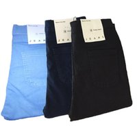 Slim Jeans For Women Skinny High Waist Jeans Woman Blue Deni...