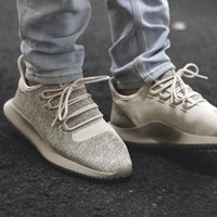 Y- 3 Tubular Shadow Knit Running Shoes for Men and Women Kany...