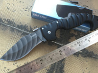 Cold Steel knives 3d version Spartan Folding Knife Aus- 8 Bla...