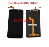 Wholesale- For Alcatel One Touch Idol 3 5. 5 6045 OT- 6045 6045...