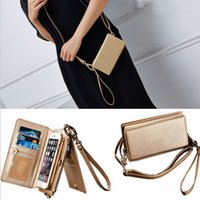 Fashion Girls Flip Wallet Phone Bag Cases For iPhone 7 Plus ...