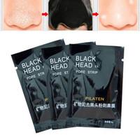 PILATEN Facial Minerals Conk Nariz Blackhead Remover Máscara Máscara Facial Nariz Blackhead Cleaner 6g / pcsacial Máscara Eliminar Negro Cabeza