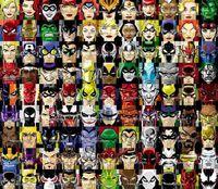 Free shipping 99pcs   lot USA superhero glass Snap button Je...